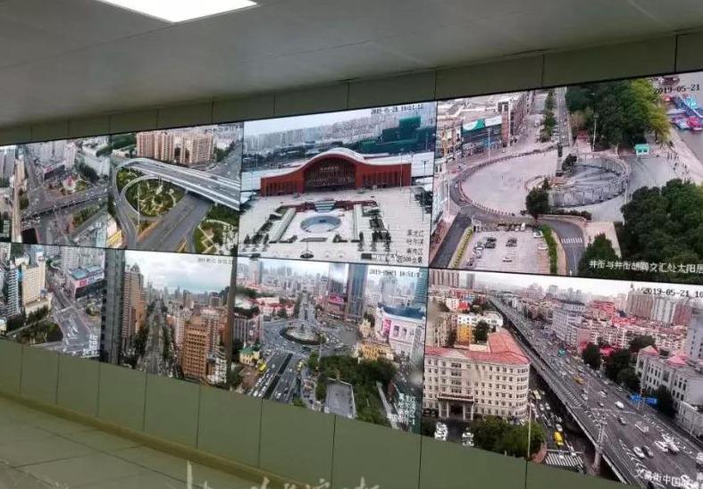 """哈尔滨市将启动""""交通云""""!交通违法 一抓一个准"""